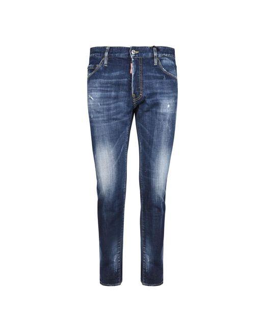 DSquared² Jeans in het Blue voor heren