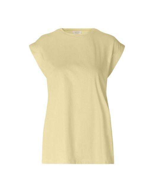Notes Du Nord T-shirt 12154 in het Yellow