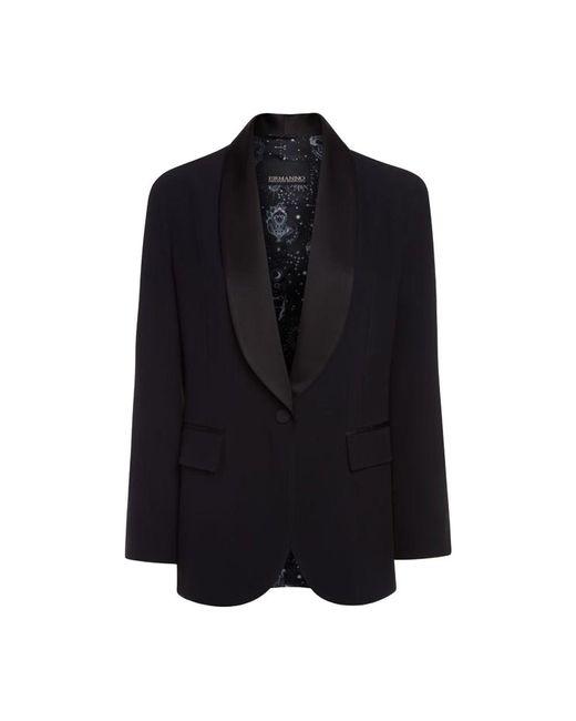 Ermanno Scervino Jacket in het Black