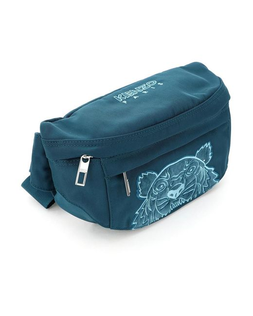 KENZO Belt Bag in het Blue voor heren