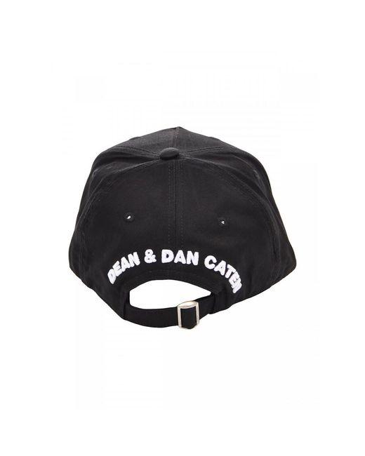 DSquared² Cappello Bcm0028 in het Black voor heren