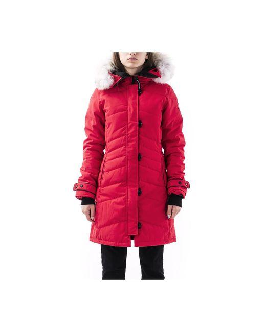 Canada Goose Coat in het Red