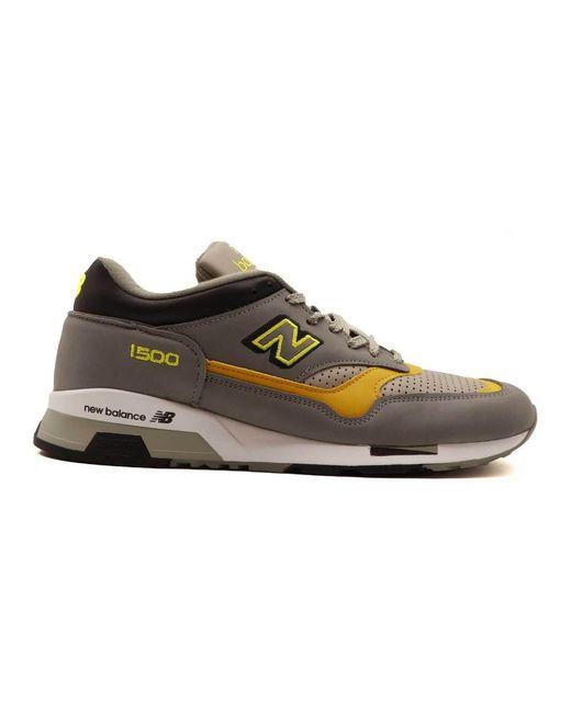 1500 GGY Sneakers New Balance pour homme en coloris Gris - Lyst