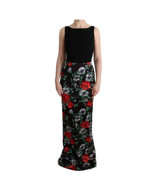 Dolce & Gabbana Jurk in het Black
