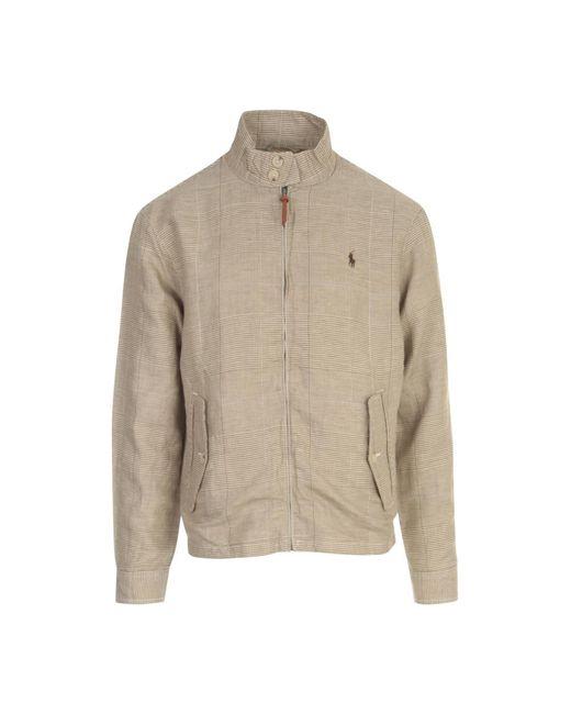 Polo Ralph Lauren Windbreaker Baracuda Unlined Jacket in het Brown voor heren