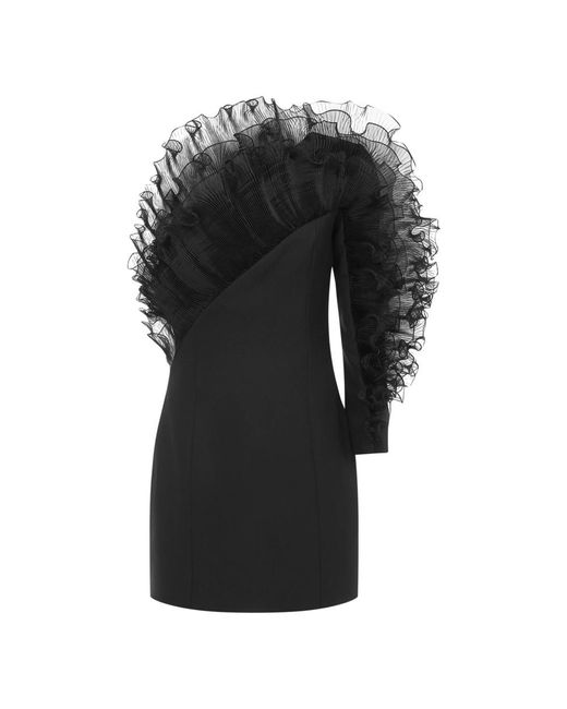 Alexandre Vauthier Dress in het Black