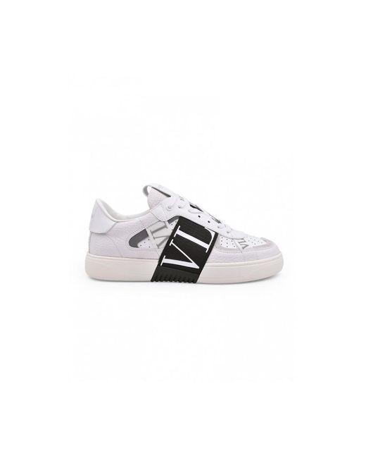 Valentino Garavani Vltn Sneakers in het White voor heren
