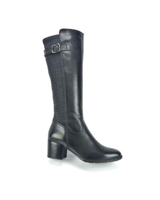 Tamaris Boots in het Black