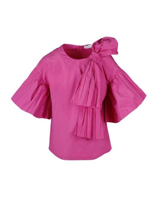 Camicia di RED Valentino in Pink