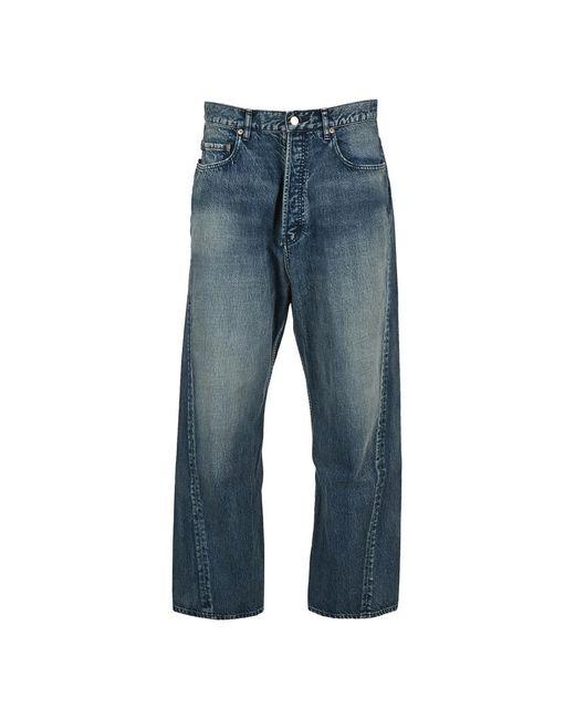 Jeans Bmya009S21Den001 di Ambush in Blue da Uomo