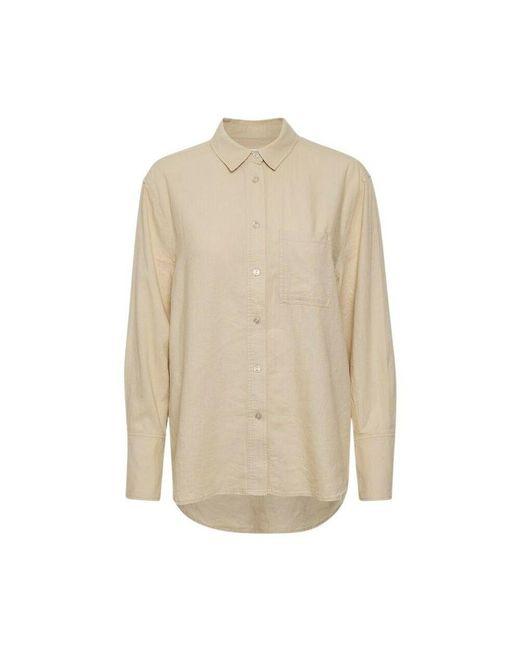 Inwear Lovalw Shirt in het Natural