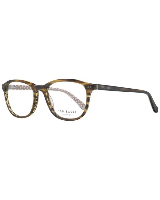 Optical Frame Tb8177 105 50 Grover Ted Baker pour homme en coloris Brown