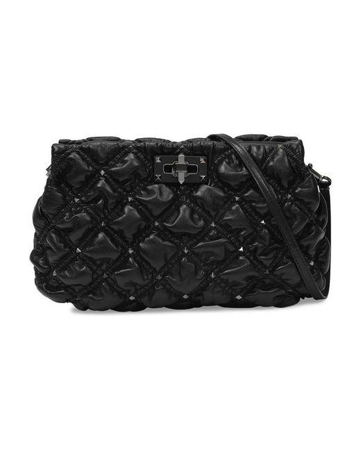 Valentino Garavani Clutch Bag in het Black