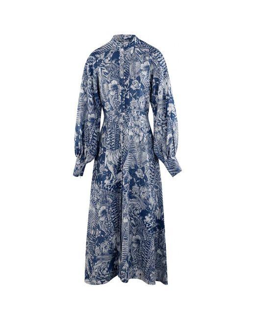 Ludo dress Silvian Heach en coloris Blue