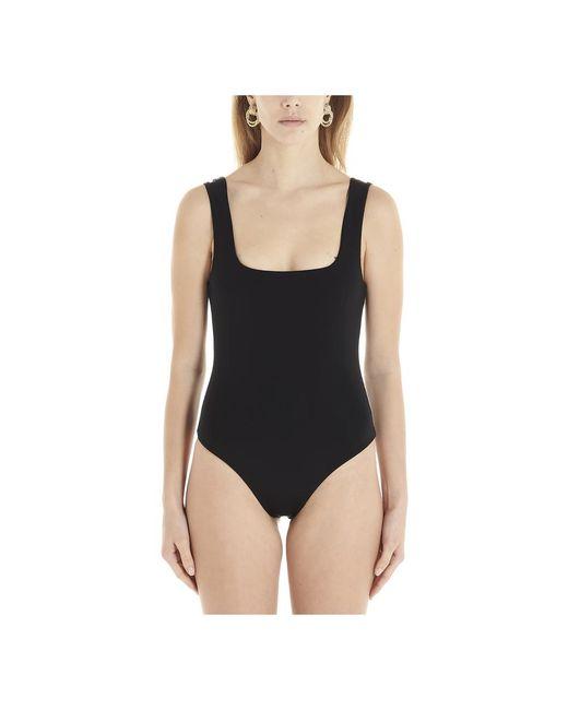 Mara Hoffman Swimsuit in het Black