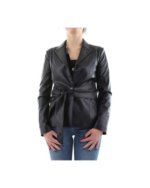 Liu Jo Jacket in het Black