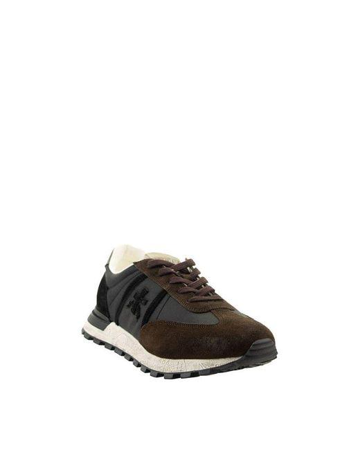 Premiata Sneakers in het Brown voor heren