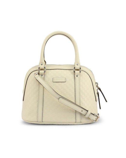 Gucci 449654_bmj1g Handtas in het White