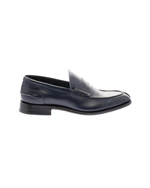 Loafers Tricker's pour homme en coloris Blue