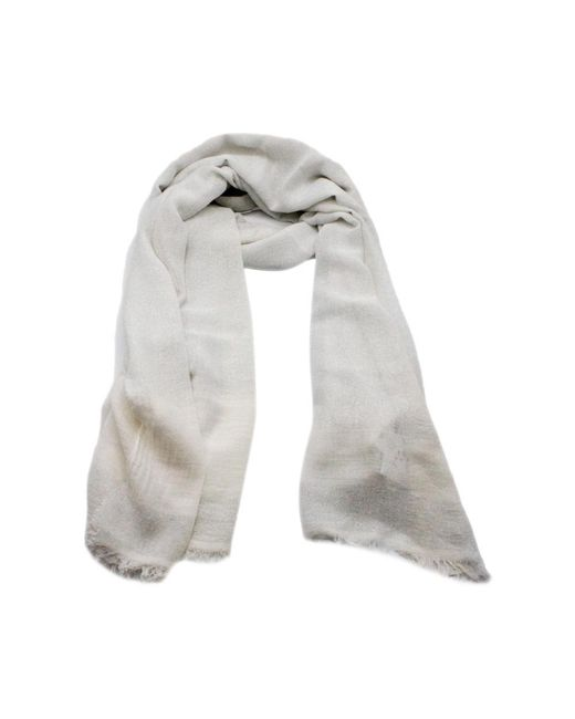 Scarf Fabiana Filippi en coloris White