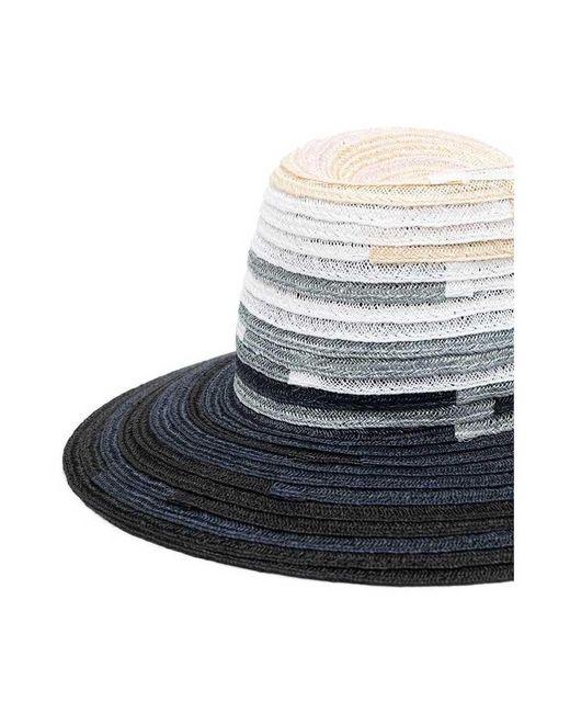 Hat Maison Michel en coloris Black