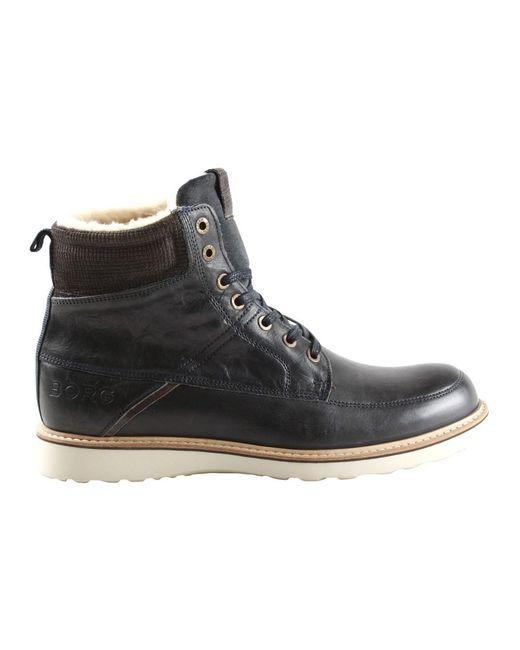 Björn Borg Shoes 1842-450801-7300 in het Blue voor heren