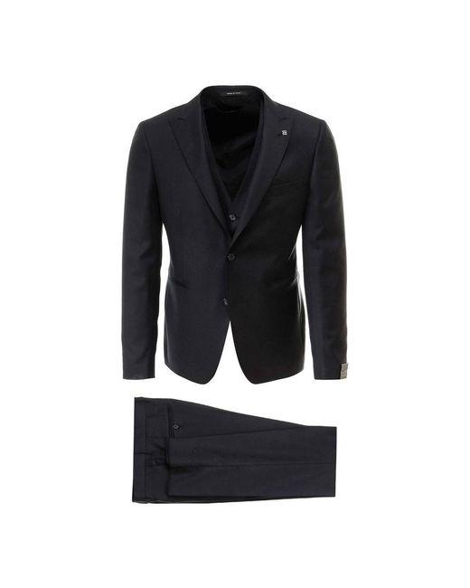 Suit 3Fbr26A0106Uea291 Tagliatore pour homme en coloris Black