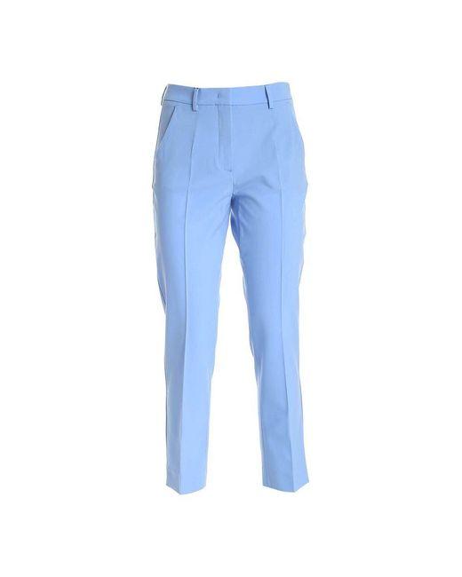 Weekend by Maxmara 51311017600 007 Trousers in het Blue