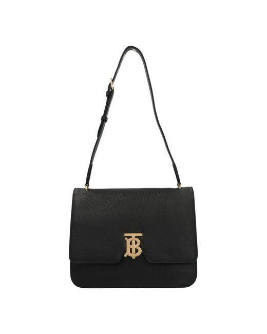 Burberry Bag in het Black