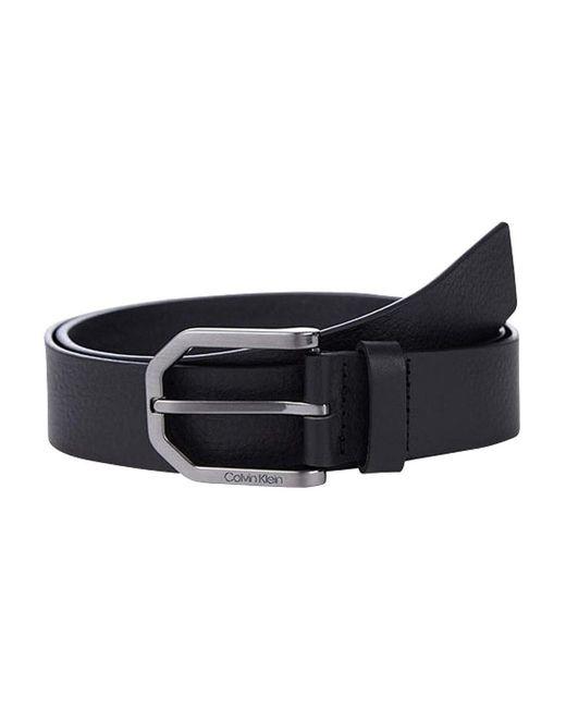 Belt Calvin Klein pour homme en coloris Black
