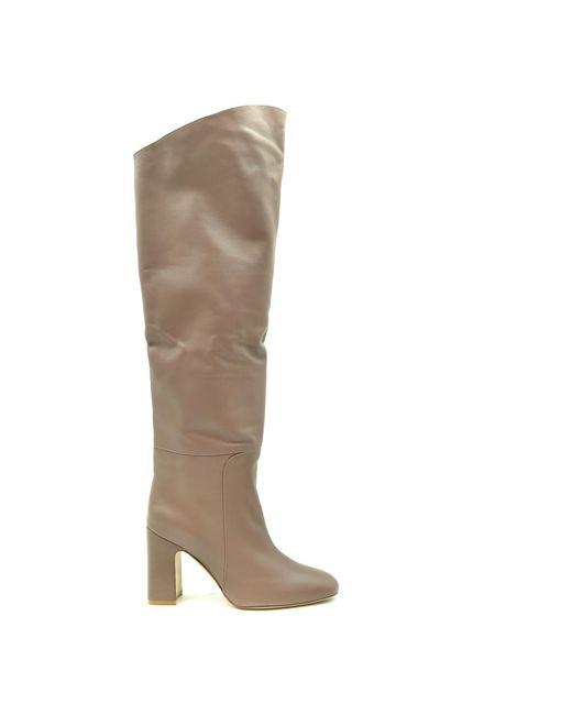 Stuart Weitzman Boots in het Brown