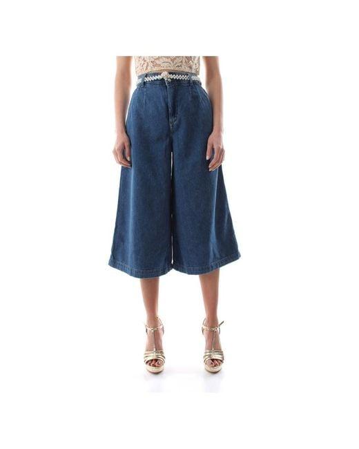 Liu Jo Ua1148 D4605 Jeans in het Blue