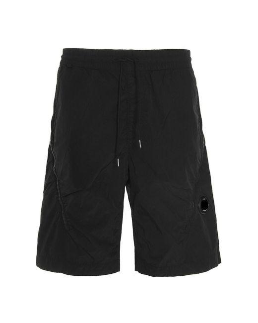 C P Company Shorts in het Black voor heren