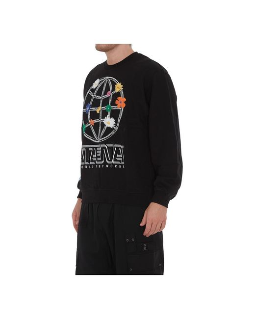 McQ Alexander McQueen Sweatshirt in het Black voor heren