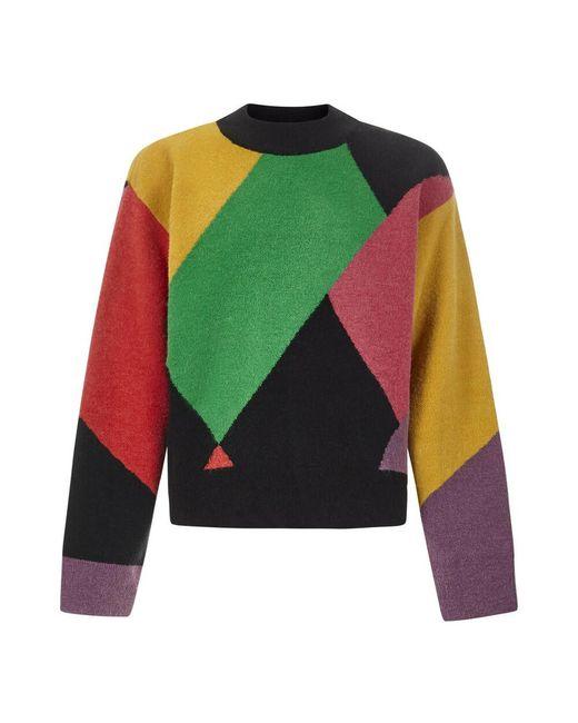 Palm Angels Sweater in het Black voor heren