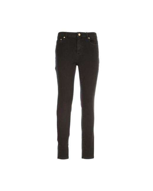 Michael Kors Skinny Jeans in het Black