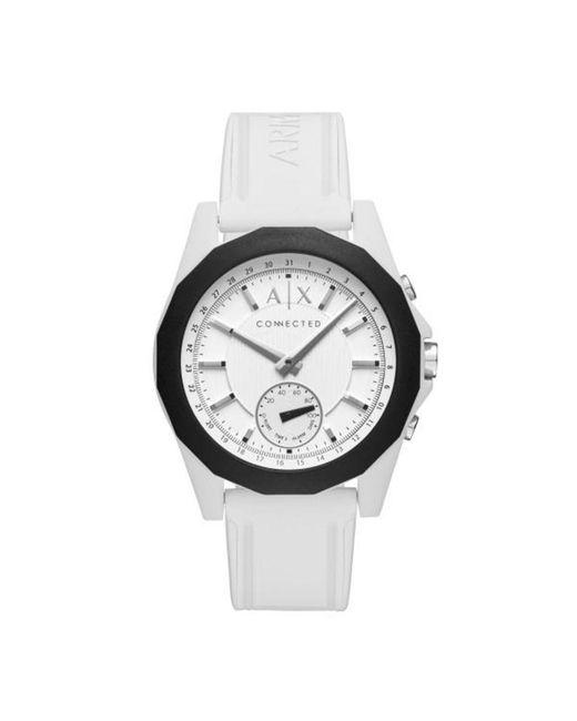 Armani Exchange Watch Ur - Axt1000 in het White voor heren
