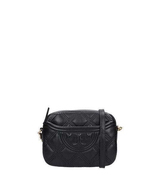 Louis Vuitton Fleming Cross Body Bag in het Black