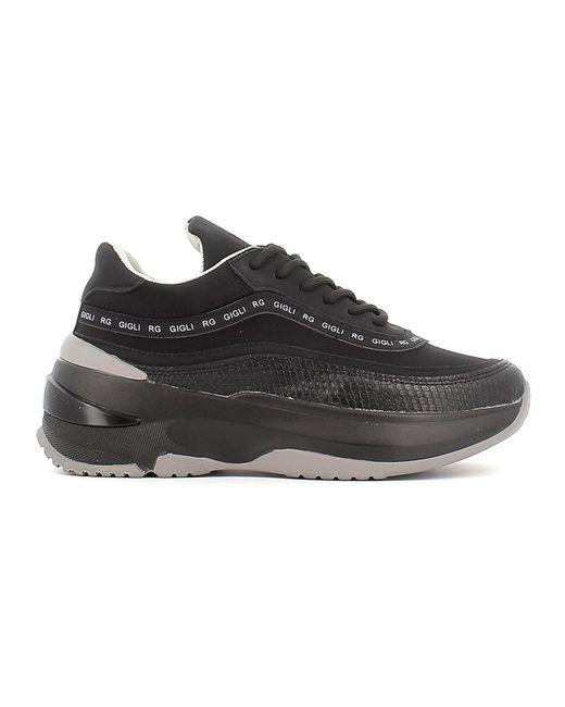 Romeo Gigli Women's Shoes 60105 A20 in het Black