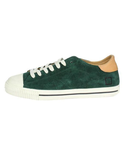 Date Net-36I Sneakers bassa in Green für Herren