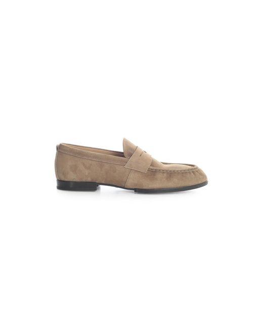 Tod's Loafers in het Natural voor heren