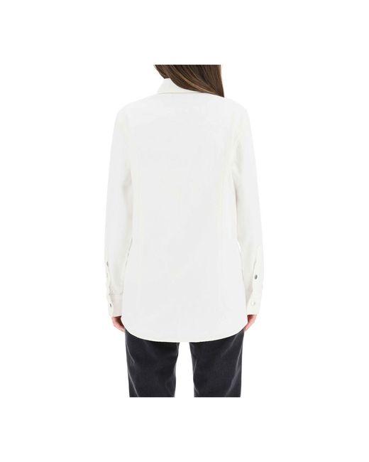 Shirt Blanco Raf Simons de color White
