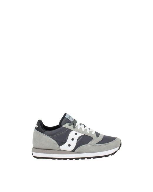 Saucony Jazz Original Sneakers in het Gray voor heren