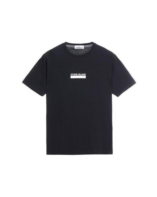 Short Sleeve T-Shirt Prada pour homme en coloris Black
