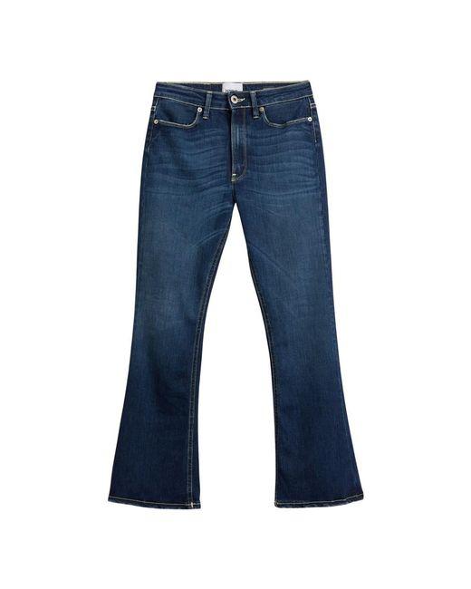 Comme des Garçons Jeans Mandy In Stretch Denim Met Een Donkere Wassing. in het Blue voor heren