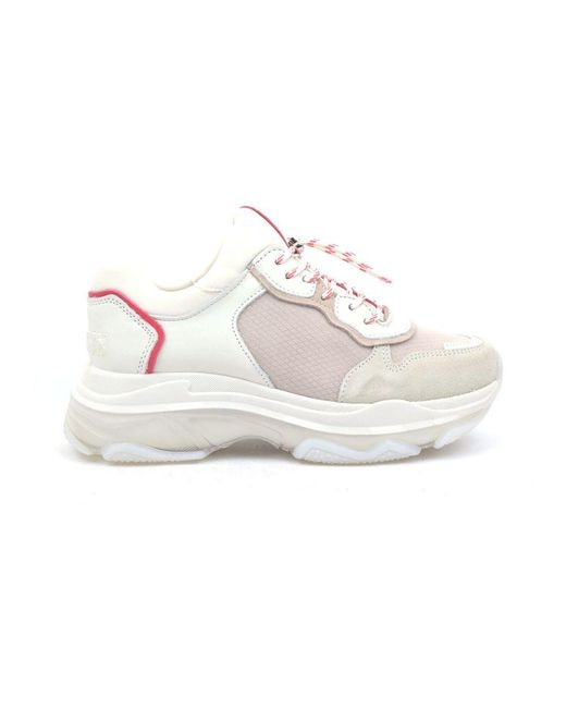 Bronx Sneakers 66333-cm in het White
