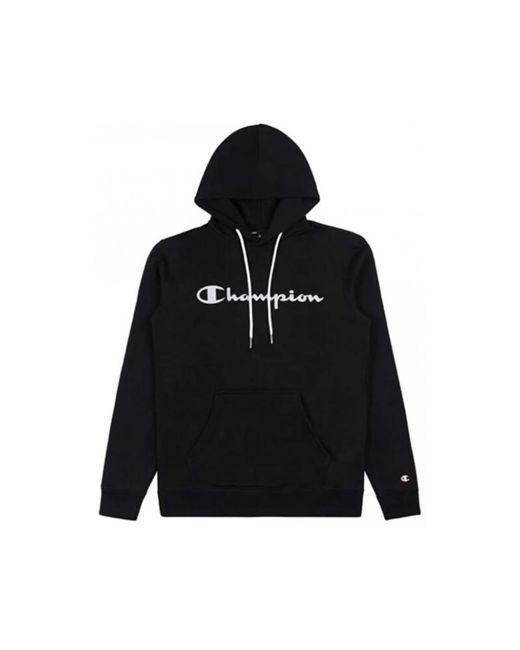 Champion Sudadera214138 Kk001 in het Black voor heren