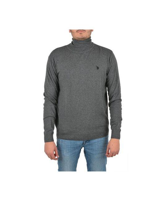 U.S. POLO ASSN. Sweater in het Gray voor heren
