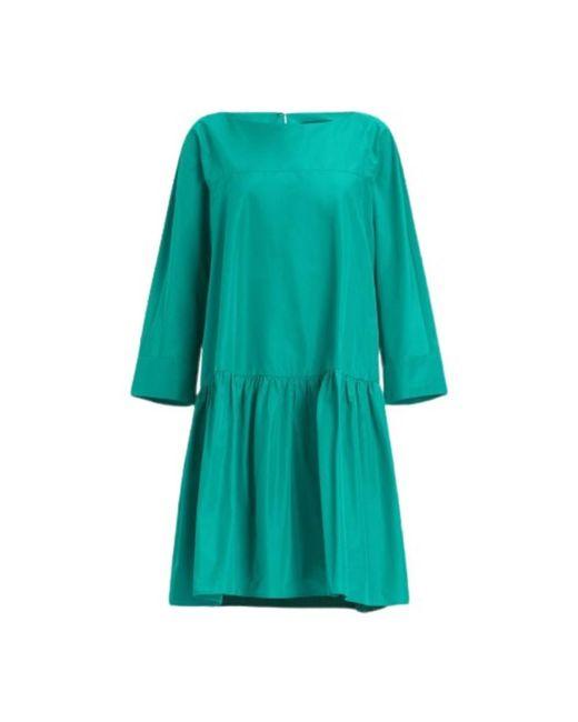 Weekend by Maxmara Weekend Max Mara Ombrina Dress in het Green