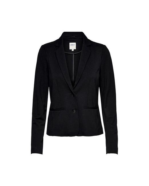 ONLY Blazer 15153144 Poptrash in het Black